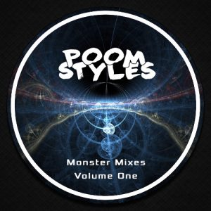 Poomstyles - Monster Mixes (Volume 1)